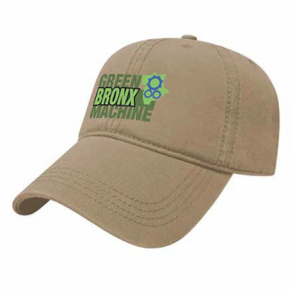 Green Bronx Machine Hat