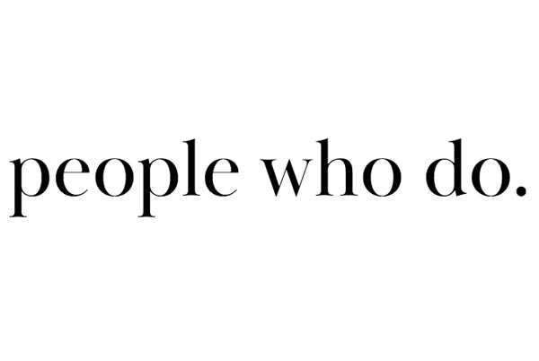 People Who Do